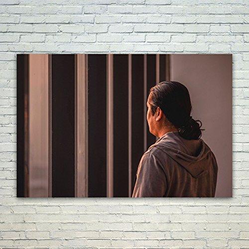 Westlake Art Poster Print Wall Art - Window Standing - Moder