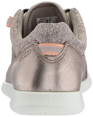 Ecco Vrouwen Sense Toggle Mode Sneaker Warm Grijs