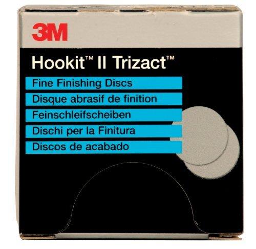 3M - Hookit Trizact 50414 Feinschleifscheiben 150mm Durchm. P3000 (Pack 15 Stü ck)