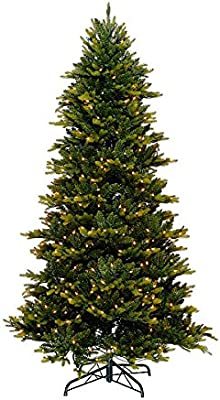Bethlehem Lighting 7.5' Noble Spruce Christmas Tree w/Instant Power