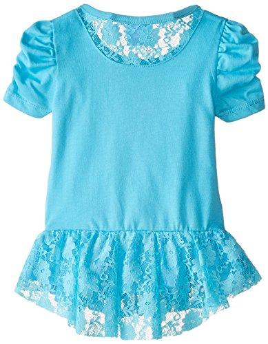 887847679107 - Disney Girls' Frozen 2-Piece Legging Set, Elsa Blue, 2T carousel main 1