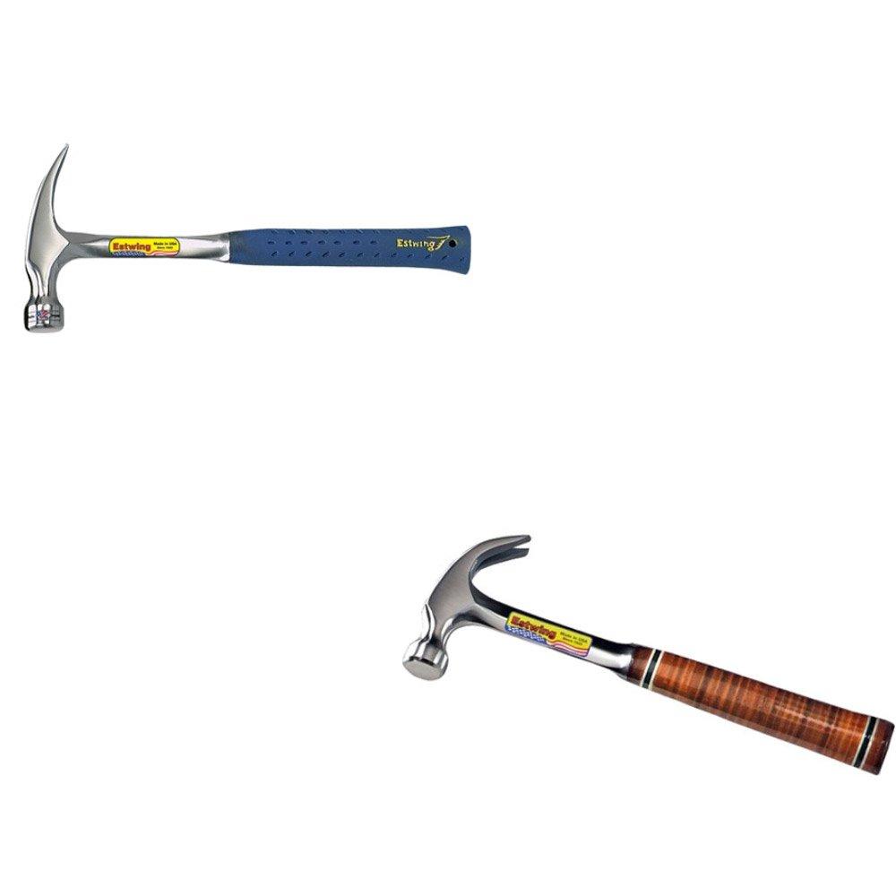 Forged Steel  Curve Claw Hammer Estwing  16 oz