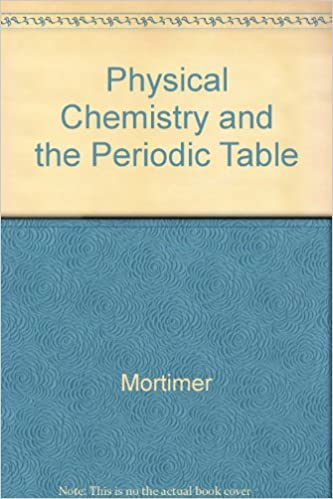 Physical Chemistry Mortimer Pdf