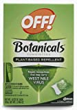 Off! Botanicals Towelettes - 8 ct