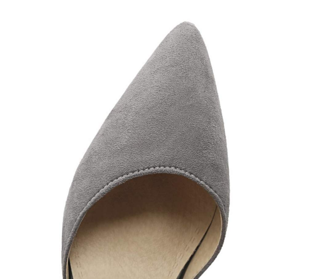 LIANGXIE Frauen Slip Slip Slip auf Pointed Toe Geschosse Pumps Ankle Strap Kitten Heel Party Kleider Pumps Gericht Schuhe Pearl Fringed Sandals Größe 0d4e1f