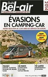 Guide bel-air camping-caravaning évasions en camping-car 2014