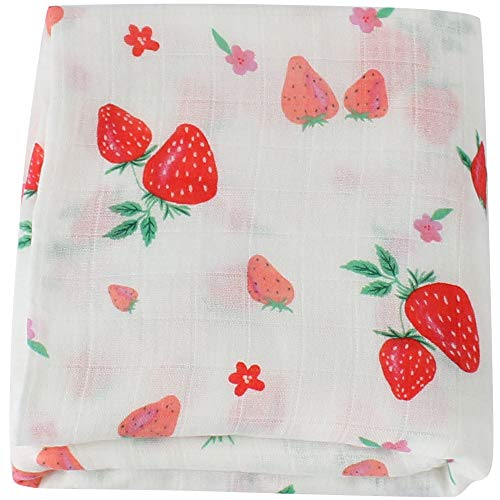 - LifeTree Baby Muslin Swaddle Blanket - Large 47