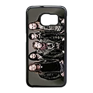 Samsung Galaxy S6 Edge Phone Case Black Edguy RJ2DS1011083