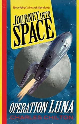 book cover of Operation Luna