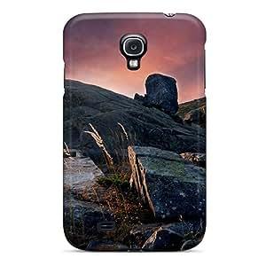 New Fashion Premium Tpu Case Cover For Galaxy S4 - Nature In Hd