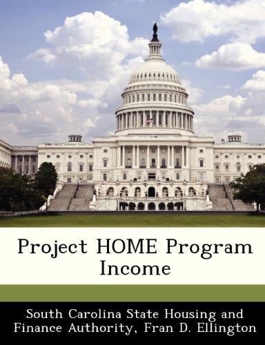 Project Home Program Income