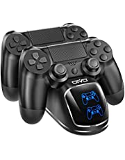 PS4 Controller Charger, OIVO Controller Charging Dock Station for Playstation 4 Controller, Dual Controller Charger Station for PS4