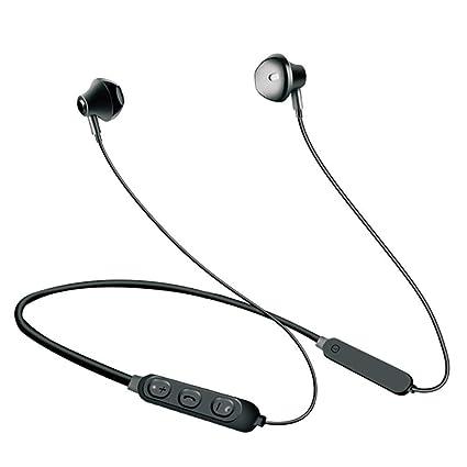 BT3130 Bluetooth 4.1 Auriculares Inalámbricos Auricular Deportivo con Volumen de micrófono Ajustable para iPhone Ruido de