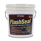 FlashSeal Elastomeric Flashing Sealant, 1 Gallon (White)