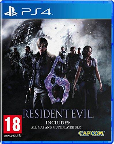 Resident Evil 6 (PS4)