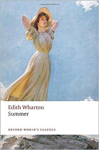 Book Summer (Oxford World's Classics)