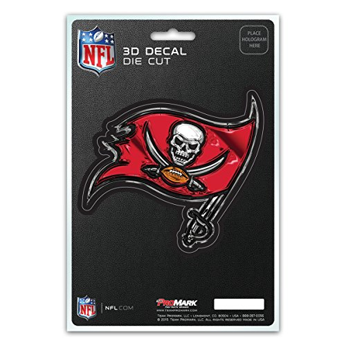 NFL Tampa Bay Buccaneers 3-D - Tampa Outlet