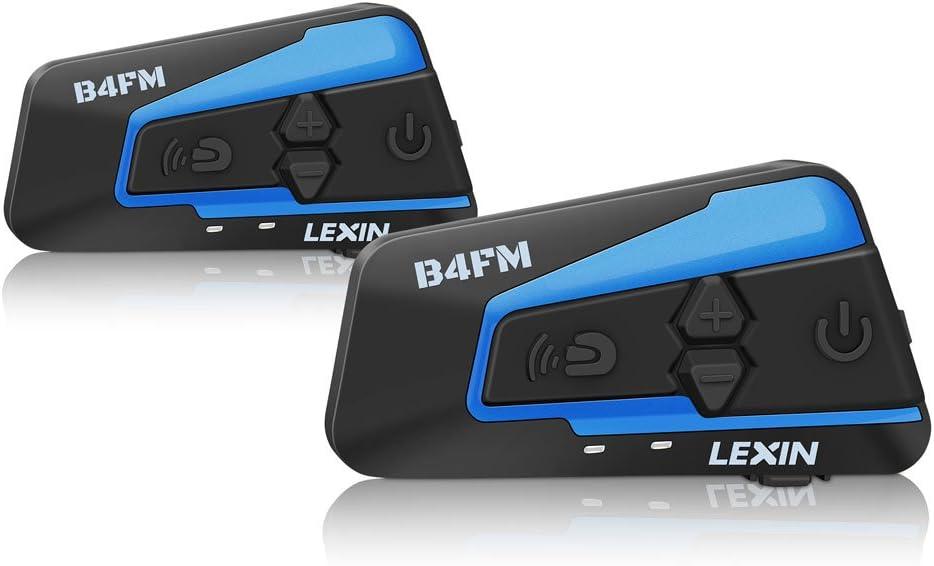 LEXIN Motorcycle Bluetooth Radio}