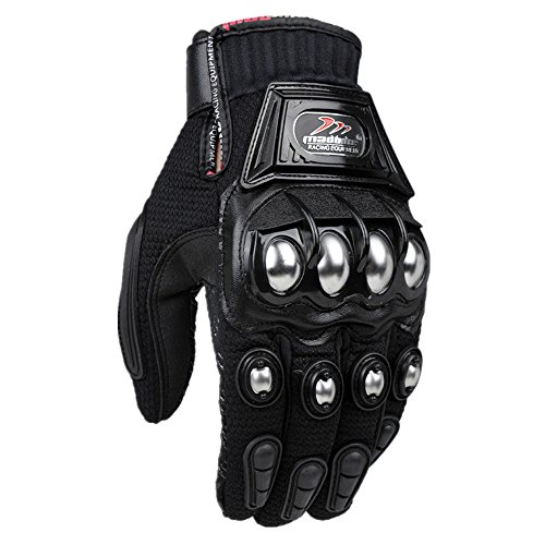 Cold Weather Motorcycle Gloves - 9