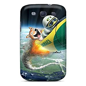 Case Cover To The Moon/ Fashionable Case For Galaxy S3