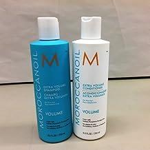 Moroccanoil Extra Volume 250ml Shampoo & 250ml Conditioner COMBO by Moroccanoil Oil