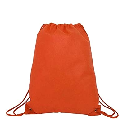 2337ceff50f8 Amazon.com  Value Pack! (Set Of 100) Orange Color Non Woven Well ...