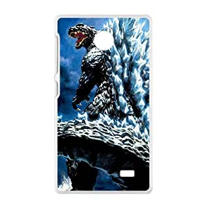 VOV Wonderful Godzilla Cell Phone Case for Nokia Lumia X