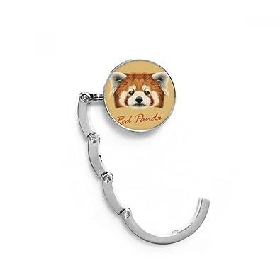 Panda Handbag Table Hook Table Hook Folding Bag Desk Hanger Foldable Holder