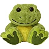 Aurora World Taddle Toes Plush, Croakster, 10""