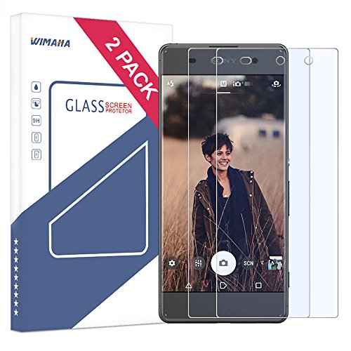 Tempered Glass Screen Protector for Sony Xperia XA - 8