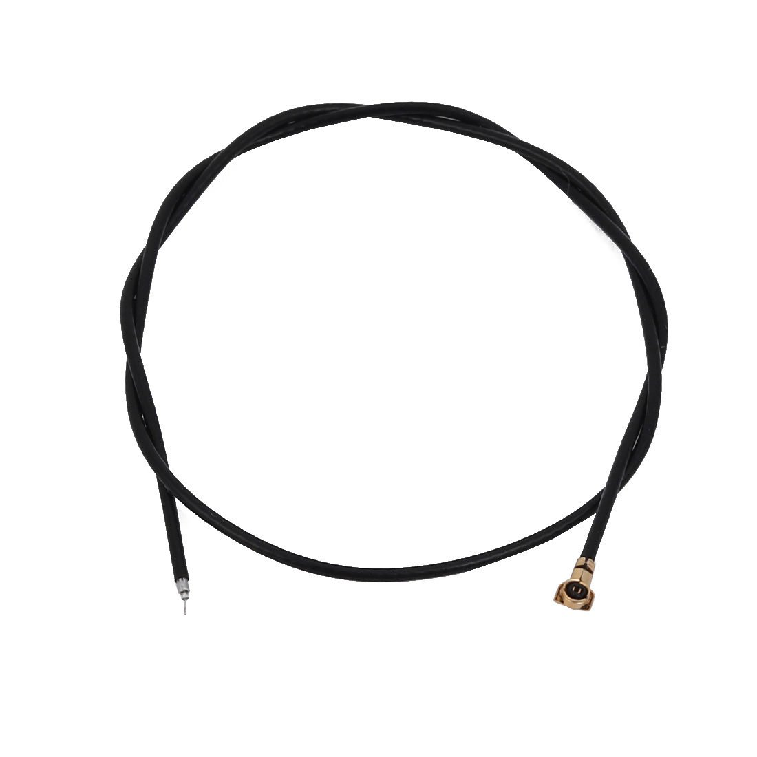 uxcell Pigtail Antenna RF0.81 IPEX 4.0 Connector Extension Solder Cable 20cm Long
