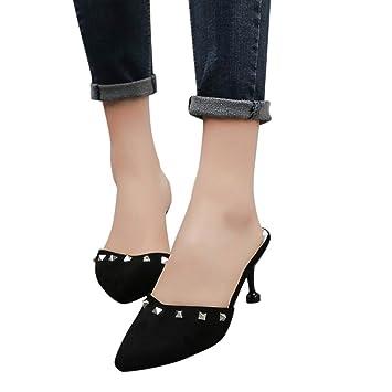 3ff34dec8fb4 Amazon.com: Mother's Day Sale Jiayit Women's High Heeled Pumps ...