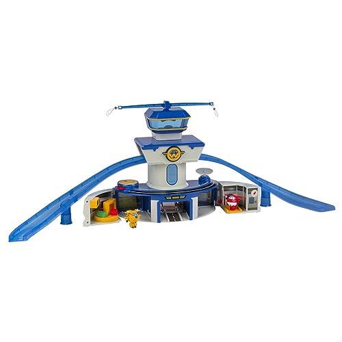 Super Wings Aeropuerto Internacional Super Wings Jett Donnie con luz sonido ColorBaby 43961