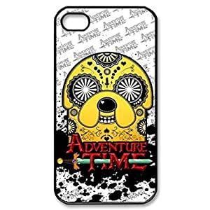 SUUER finn and jake Personalized Custom Plastic Hard CASE for iPhone 5 5s Durable Case Cover