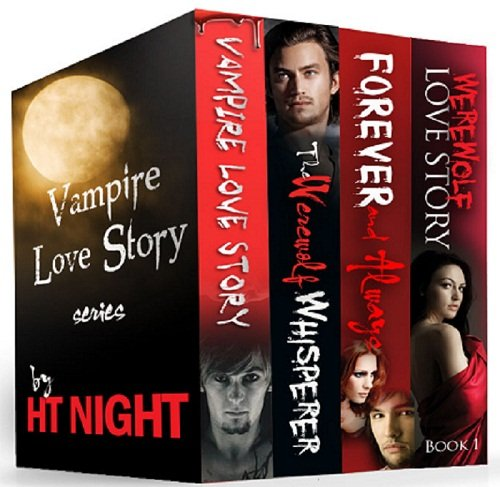 Vampire Love Story Boxed Set by [Night, H.T.]