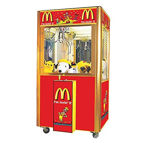 game room guys custom crane claw machine buy online in