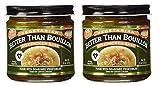 Better Than Bouillon, No Chicken Base, Vegan Certified 8 oz (Pack of 2)