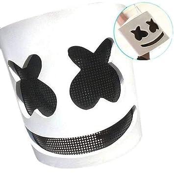 Fancylande DJ Marshmello Helmet Music Festival Marshmallow