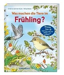Was machen die Tiere im Frühling?