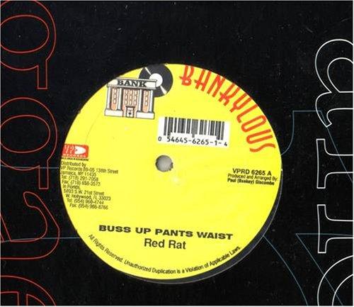 Buss Up Pants Waist
