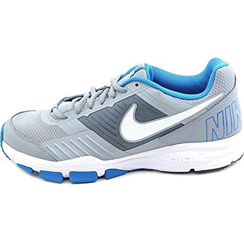 Nike Air One TR 2, Zapatillas de Deporte Exterior para Hombre gris - Grey/Wht/Blue