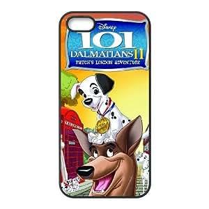 iphone5 5s Black phone case Classic Style Disney Cartoon 101 Dalmatians (Animated) OBN8939722
