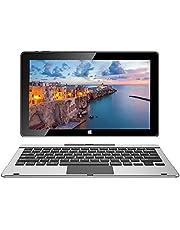 Jumper ezpad 6 Pro 11.6 inch 2-in-1 Touchscreen laptop Windows 10 Ultrabook Intel Atom E3950 quad-core processor, 6GB RAM, 64GB eMMC Support 256GB TF card expansion, tablet PC-keyboard detachable