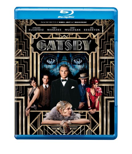 The Great Gatsby  (Blu-ray 3D + Blu-ray + DVD)]()