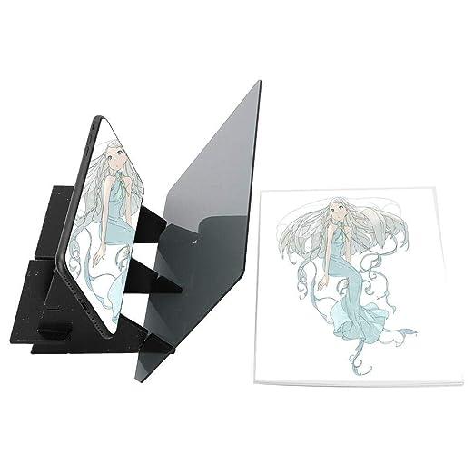 Aiggend Tablero de Dibujo óptico - Proyector de Dibujo ...
