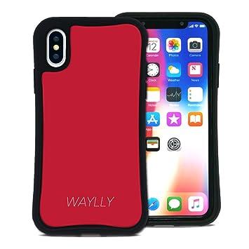 7dd9d75f14 WAYLLY(ウェイリー) iPhone X ケース iPhone XS ケース アイフォンXケース アイフォンXSケース