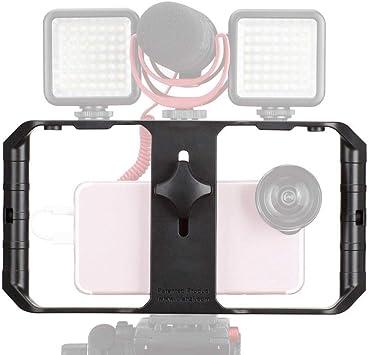 Ulanzi U Rig Pro Smartphone Vidéo Rig W 3 Shoe Mounts cinéma Case Handheld