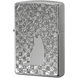 Zippo Cat With 2MP-Flower