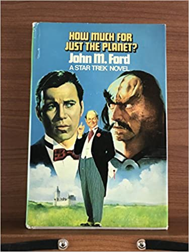 John M Ford fantasy