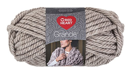 Red Heart Grande Yarn, Oatmeal ()